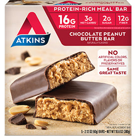 Atkins Protein Bar - Chocolate Peanut Butter