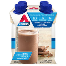 Load image into Gallery viewer, Atkins Advantage Shake - Milk Chocolate Delight