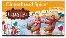 Load image into Gallery viewer, Celestial Teas Gingerbread Spice