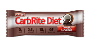 Doctor's Carbrite Diet Bars -  Toasted Coconut