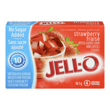 Load image into Gallery viewer, Jell-o -  strawberry banana sugar free