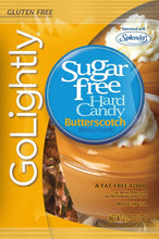 Load image into Gallery viewer, Go lightly sugar free butterscotch