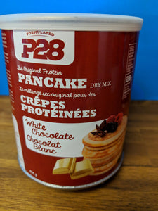 P28-Pancake Dry Mix - White Chocolate