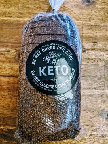Thornbury Bakery - Low Carb Keto Sliced Bread - 2 net Carbs