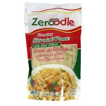 Load image into Gallery viewer, Zeroodle Penne with Oat Fiber