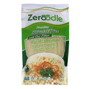 Zeroodle Rice with Oat Fiber