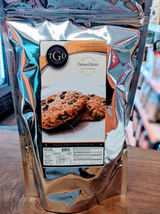 The Good Diet - Oatmeal raisin Protein Cookie - 7 pack - 50g