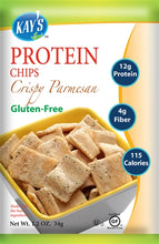 Load image into Gallery viewer, Kay's Protein Chips Crispy Parmesan