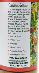 Walden Farms - Zesty Italian Dressing