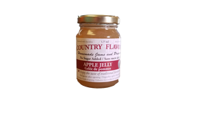 Country flavour no sugar added apple jelly