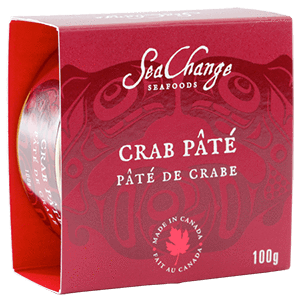 Sea Change Crab Pate