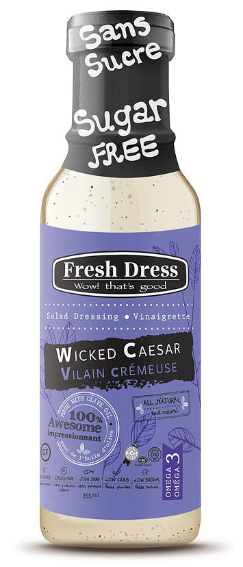 Fresh Dress - wicked caesar