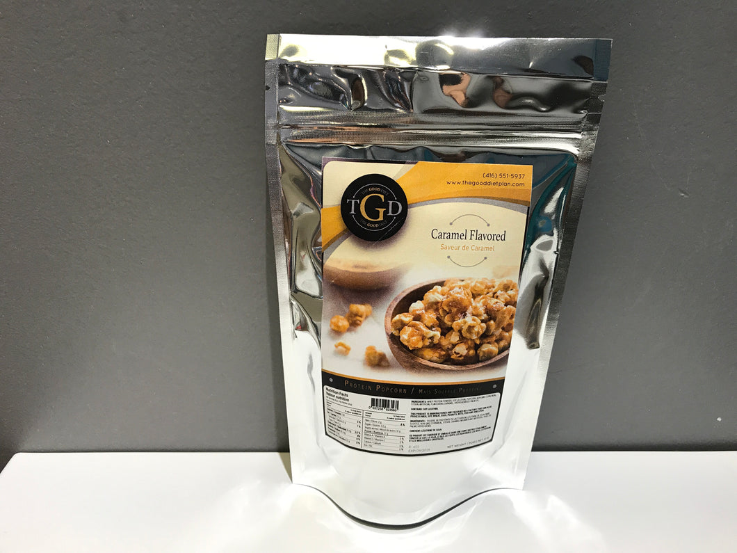 Protein 911 Caramel Popcorn  small bag