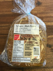 Red Square Turmeric Black Pepper Loaf