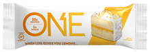 Load image into Gallery viewer, One Bar Lemon Cake flavour