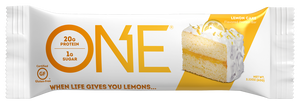 One Bar Lemon Cake flavour