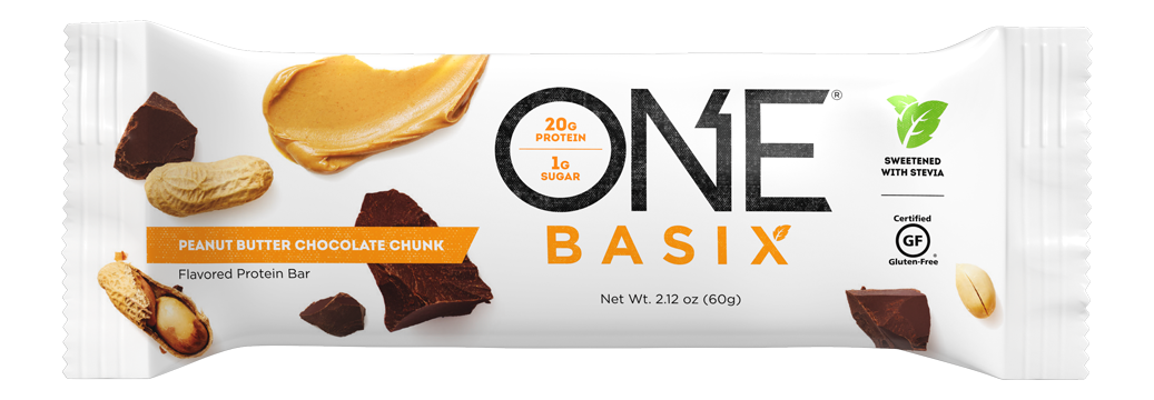 One Bar Basix It's Nut Complicated