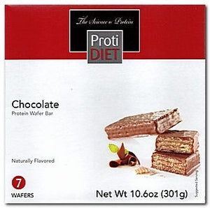 Proti Chocolate wafers