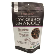 Load image into Gallery viewer, RAWCOLOGY GRANOLA Chocolate Chaga