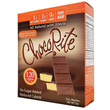 Load image into Gallery viewer, Chocorite milk chocolate peanut butter bar  - 5 pack