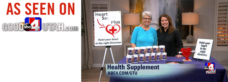 Heart Saver Plus as seen on Good4Utah ABC4