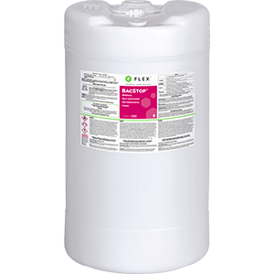 FLEX BacStop™ Residual Self-Sanitizer & Bacteriostatic Finish