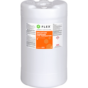 FLEX EMULSIFYING DEGREASER LOW TEMPERATURE