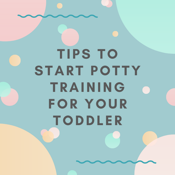 Tips To Start Potty Training For Your Toddler