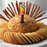 thanksgiving-turkey-cheese-ball-kids-easy-recipe