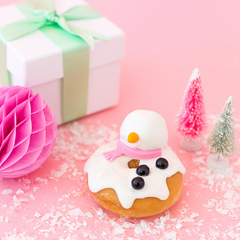 melted-snowmen-holiday-donuts