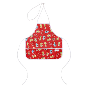 Waterproof Kids Apron - Safari