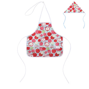 best kids apron and hat
