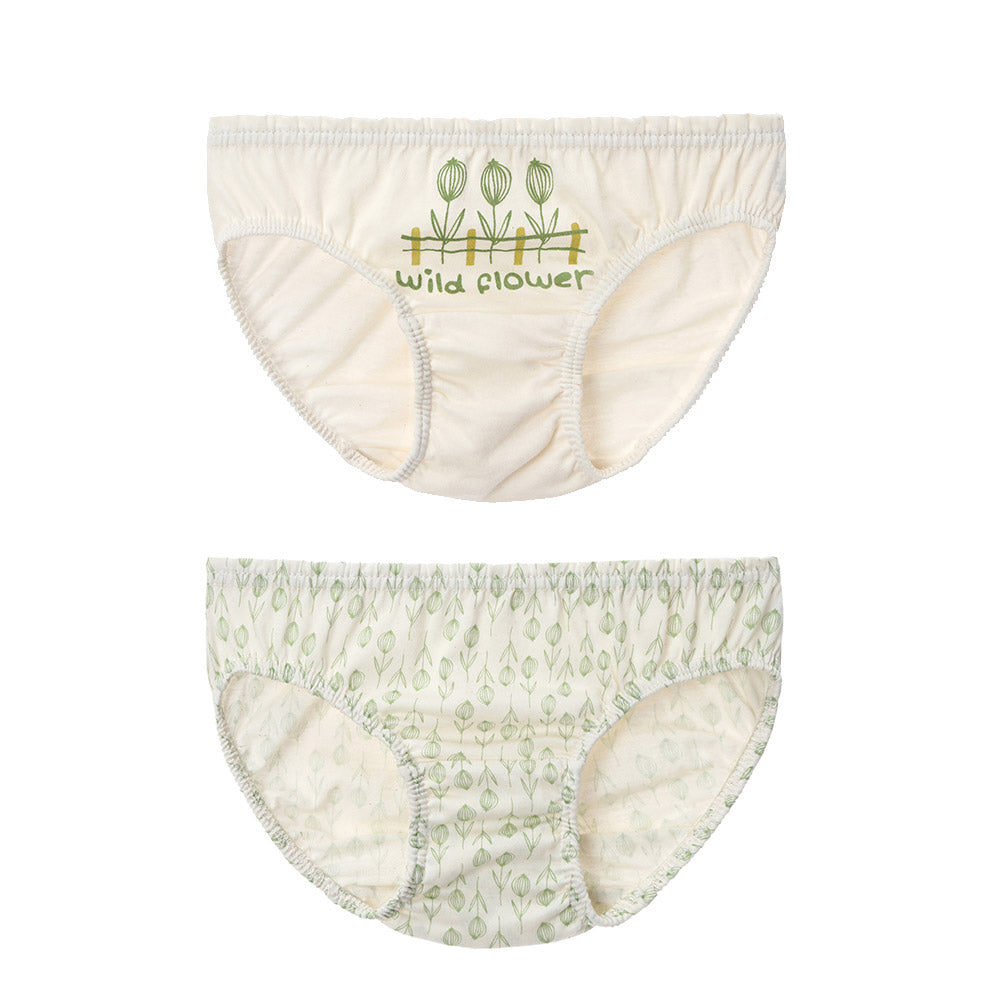underwear from organic cotton for kids