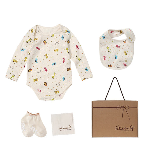 baby organic cotton pajamas
