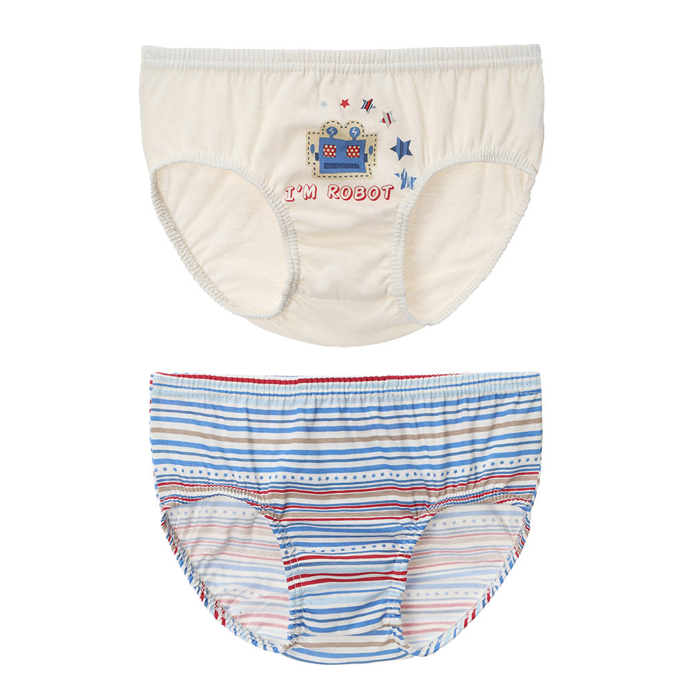 designed organic underwear for kids