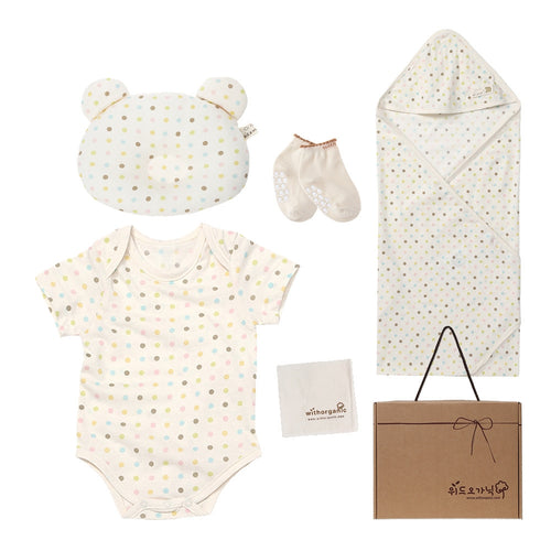 organically grown baby clothing
