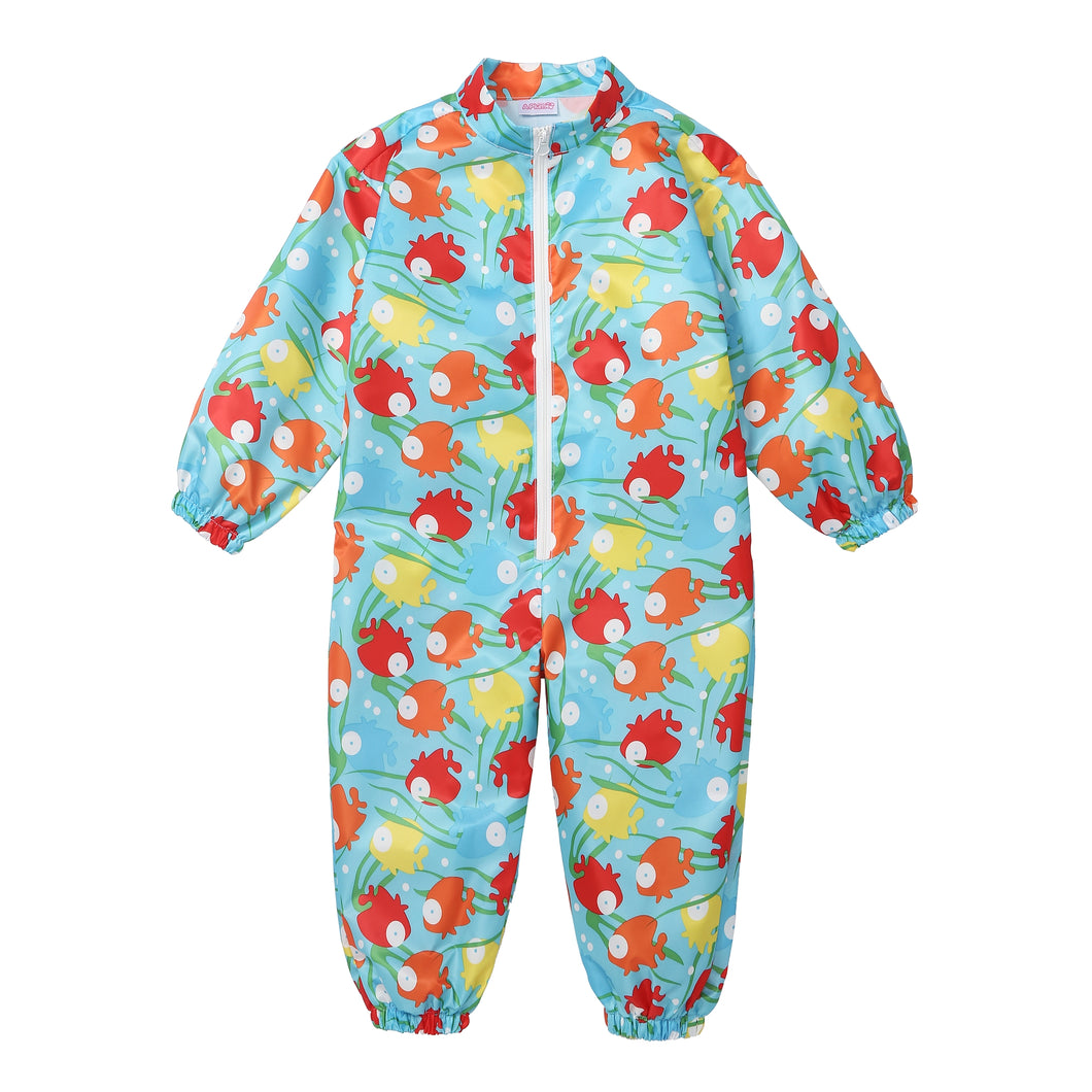 Best art smock for kids overall