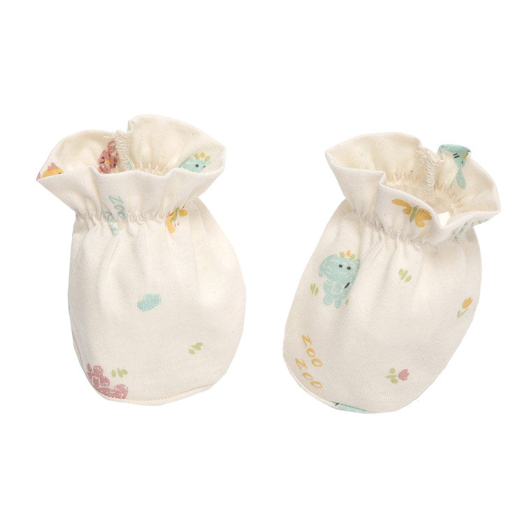 cute and organic baby booties