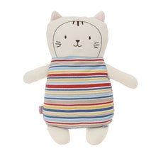 Load image into Gallery viewer, Kids Pajama and Matching Doll Set - Train Stripe