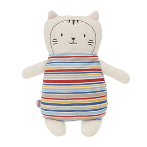 Kids Pajama and Matching Doll Set - Train Stripe