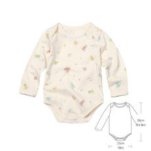 Load image into Gallery viewer, green baby clothing organic