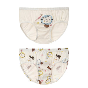 organic and natural briefs for kids