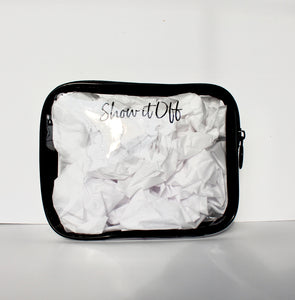 Show It off Makeup bag