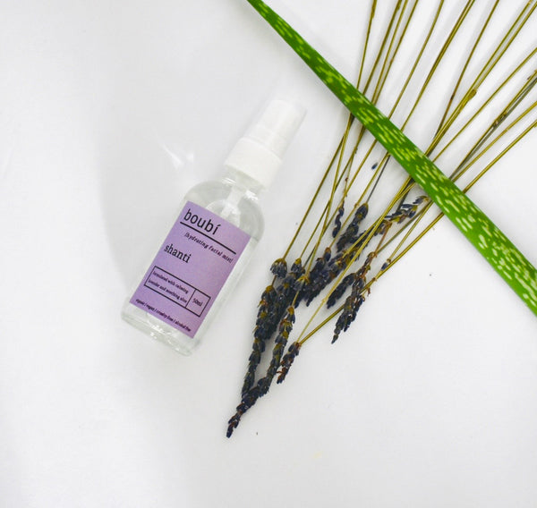 Lavender Hydrating Facial Mist