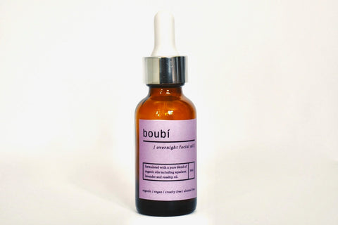 Lavender Over Night Facial Oil