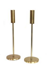 Gold Candle Stick - Tall