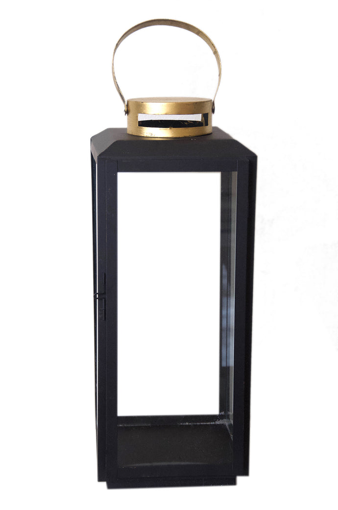 Black & Gold Lantern - small
