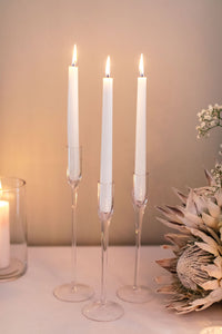 Tapered Candle Holder- Small
