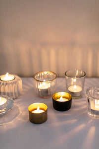 Gold Tealights