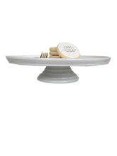 Load image into Gallery viewer, Cake Stand - Le Creuset White
